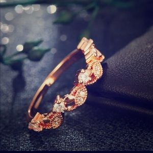 Jewelry - Fashion Weave Morganite Ring